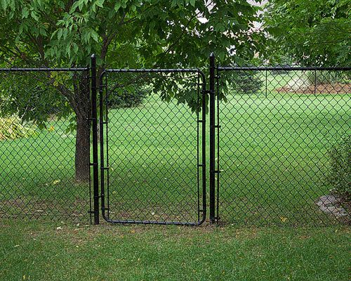 Click here for Chain Link Fencing installation details